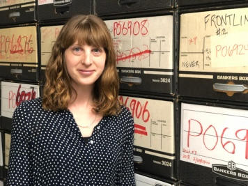 Becky Philio, Archivist